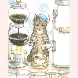 画像 CatPawTarot(キャットパウタロット)予約開始! の記事より 5つ目