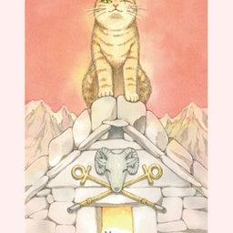 画像 CatPawTarot(キャットパウタロット)予約開始! の記事より 8つ目