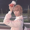 西岡健吾きゅん(21)が新作フラペを飲んだ結果...の画像
