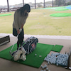 アプローチが旗に真っすぐ!の練習方法!(^^)!の画像