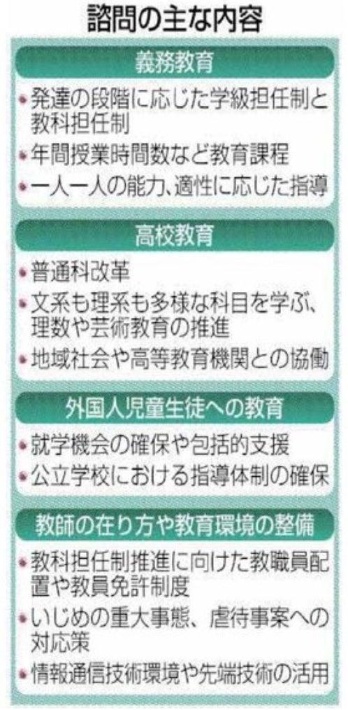 小学校で教科担任制導入も 少子化で改革迫られる義務教育 | 日本教育 ...