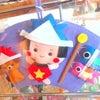 かわいい♪端午の節句の壁飾りと春夏を彩るバッグ♡の画像