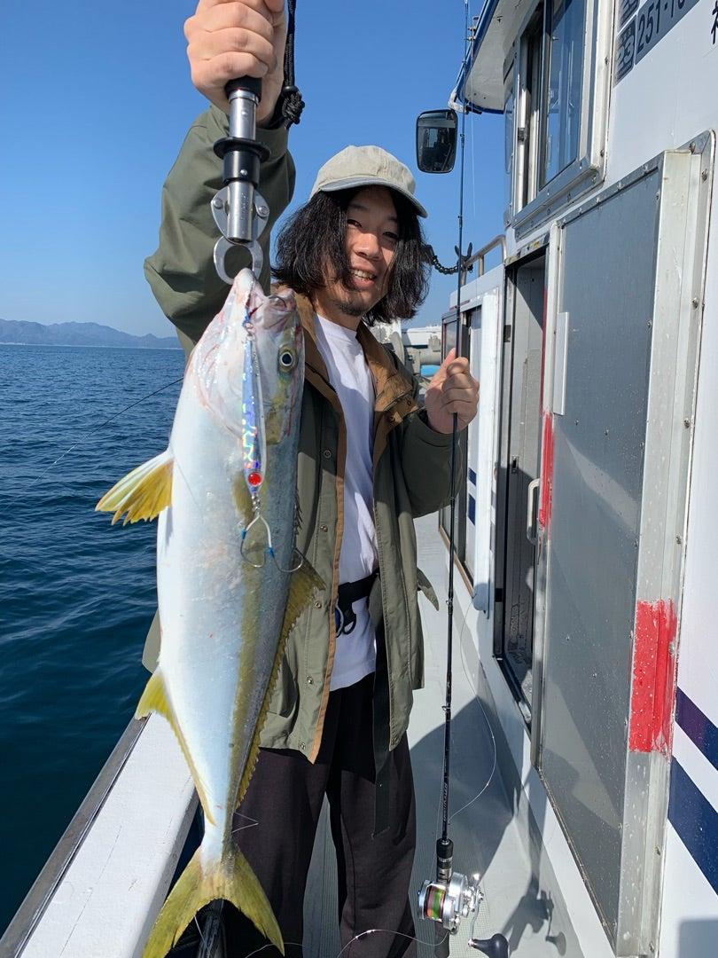福井県小浜沖ジギング