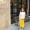 プリーツロングスカート☆の画像