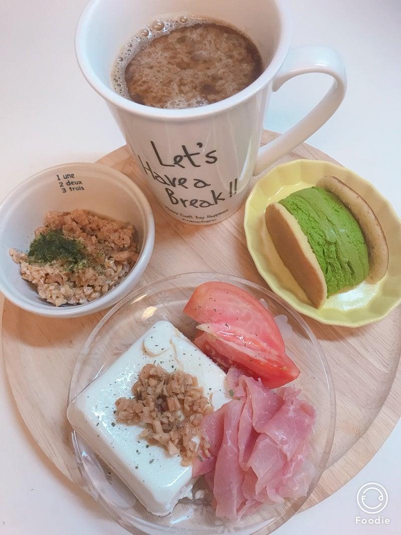 ダイエット 朝 ごはん