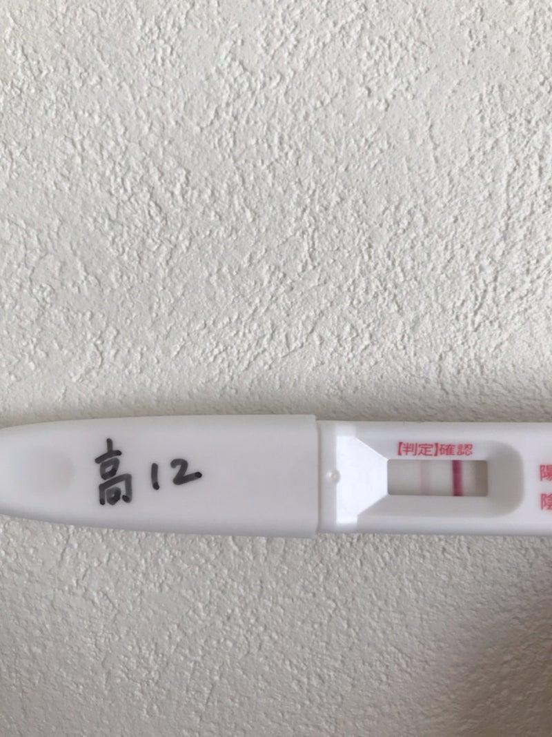 高温期12日目 フライング