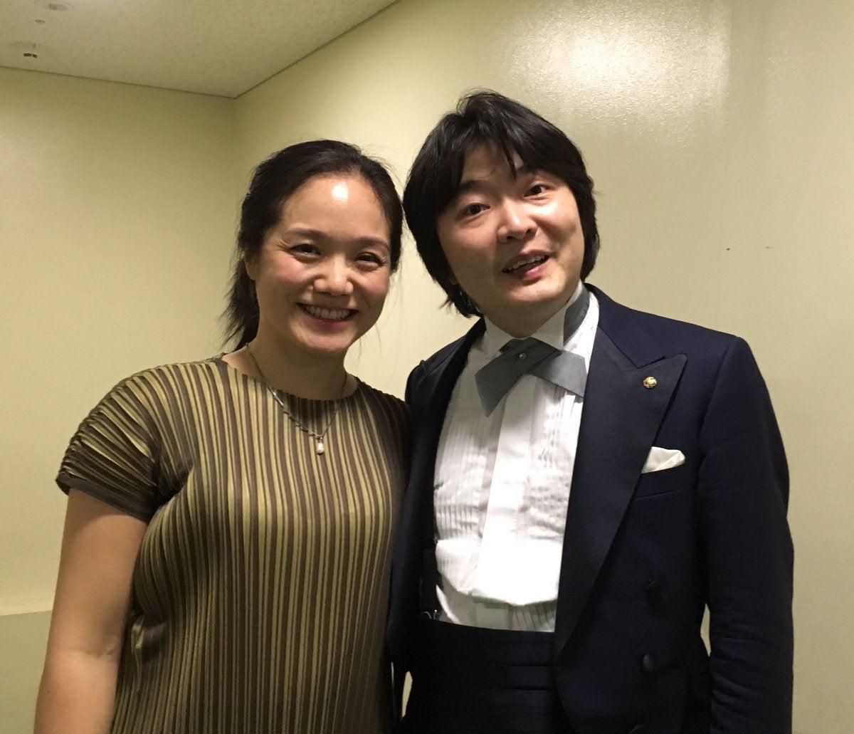 山田和樹指揮N響 平尾、矢代、シェーンベルク