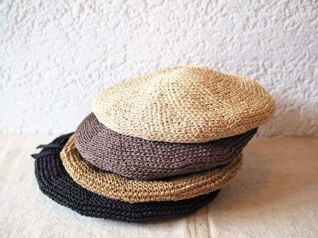 satowaおすすめ春夏ベレー帽