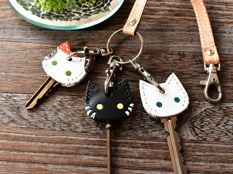 三毛猫&黒猫&白猫