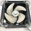 換気扇とエアコンの清掃の画像