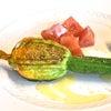 4月の料理教室、Corso Aのメニューの画像