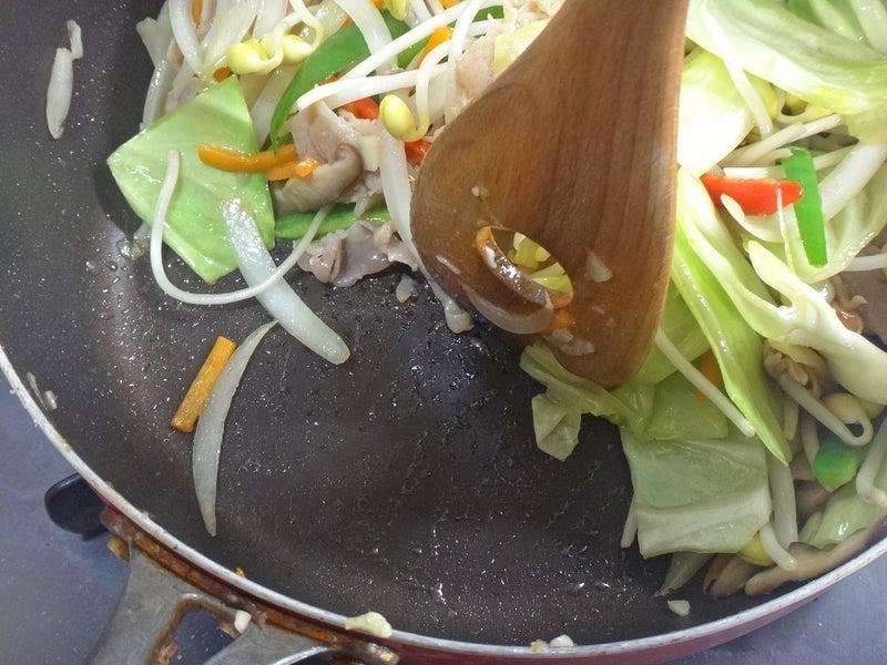 野菜 炒め 水 が 出る
