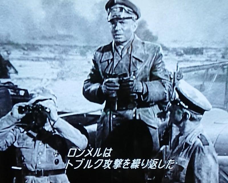 砂漠の鼠(1953・米) | まなぶんの戦争映画辞典