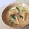 たんぱく質たっぷり 春野菜の豆乳スープの画像