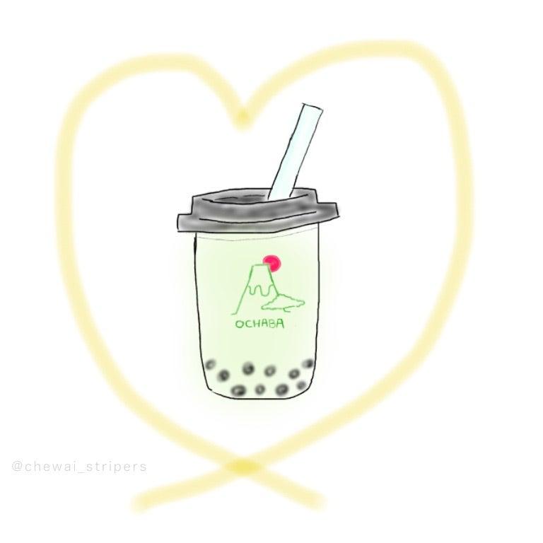 ミルクティーブームがきそうチューアイ Tokyo Stripers 公式ブログ