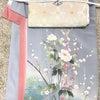 着物コーデ_友達の結婚式の画像
