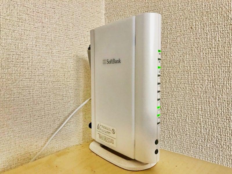 ソフトバンク ルーター 設定 インターネットWi-Fiの設定を行う