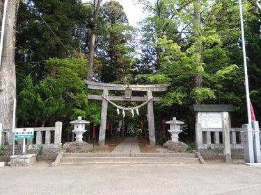 間々田八幡神社・須賀神社(2019年4月24日付   アメブロを   再アップ)
