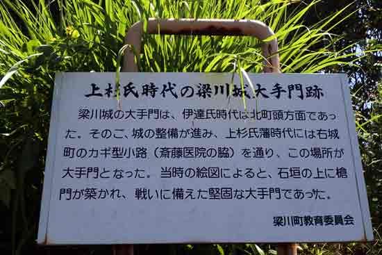 【2】梁川城