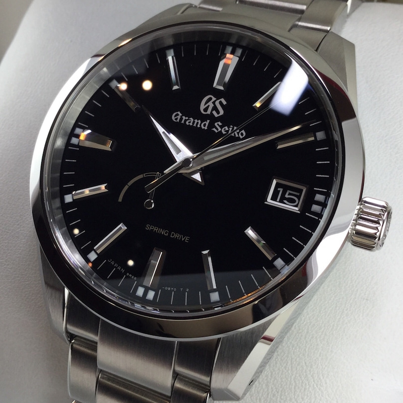 size 40 6fcc7 b1386 グランドセイコー】30万円台で買える本格機械式腕時計なんて ...