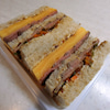 数量限定!豪華ローストビーフのサンドイッチ@ステーキ・鉄板料理 和かなの画像