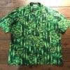 60's Made in California ALOHA shirt の画像