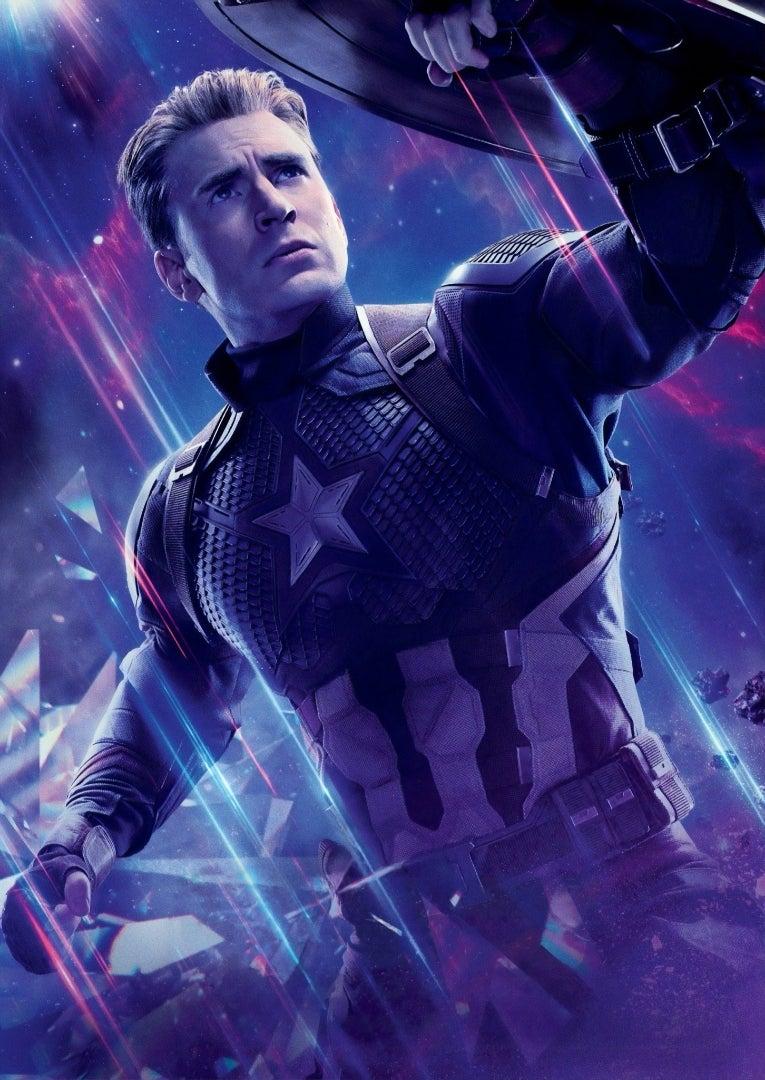 アベンジャーズのリーダーとしてチームを引っ張るキャプテン・アメリカことスティーブ・ロジャース
