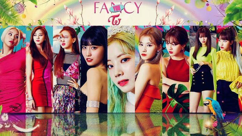 Fancy You Twice 韓国語 英語トリリンガル 楽習ブログ