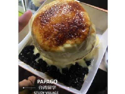 この写真だと伝わりにくいのですが、このパンケーキ凄くふわふわで分厚スフレパンケーキなんです!!  作り方にも凄くこだわられているので、出来るまで時間がかかり、