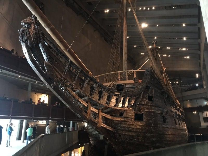 スウェーデン】難破船ヴァーサ号と戦艦大和 | ゆめゆめ✨散歩道 ...