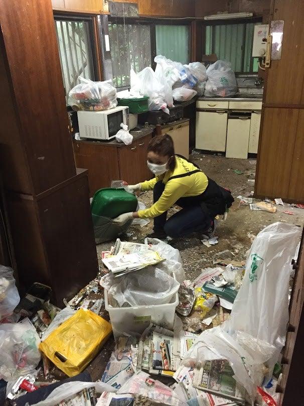 ゴミ部屋片付けが高額になる理由