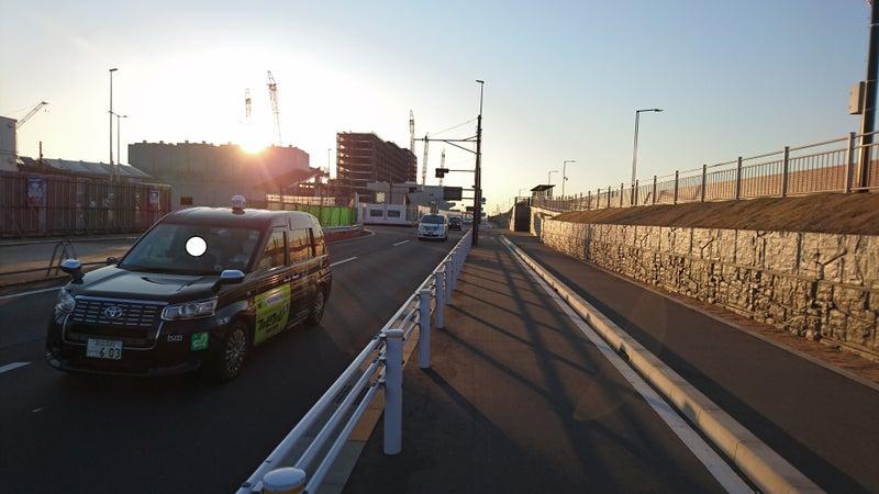 羽田連絡道路取付部