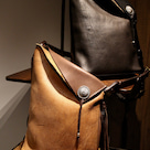 QUATTRO LEATHER shoulder bag[CABIN]の記事より