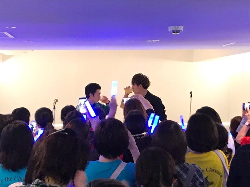 UP-DRAFTオープンイベント初日!4年2組さん!