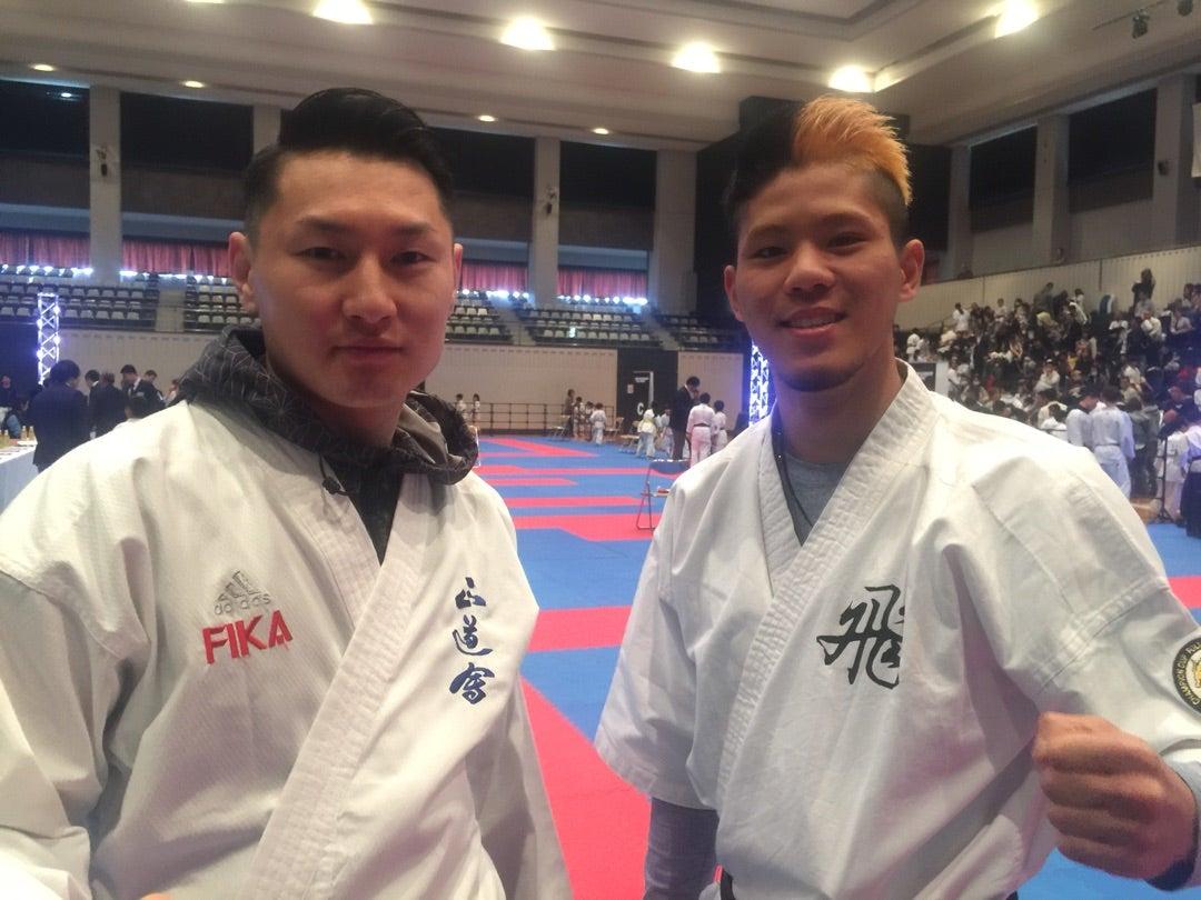 正道会館 Road to Karate all Japan 奈良