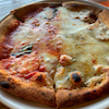 昼ごはんin明治神宮前『ピッツェリア カンテラ/ハーフ&ハーフピッツァ』の画像