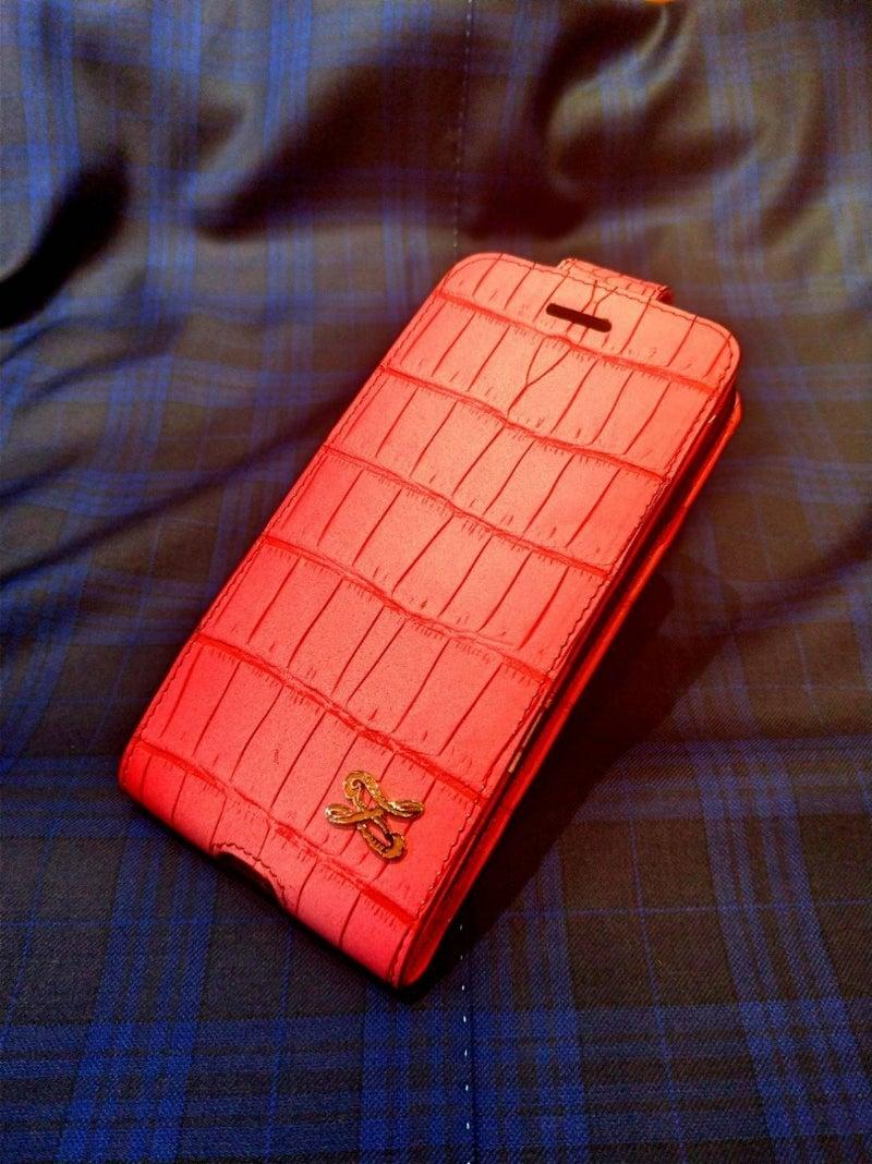 5ac65157e13c お客様オーダー品『ポロサスクロコダイル iPhoneケース』 | 本革 ...