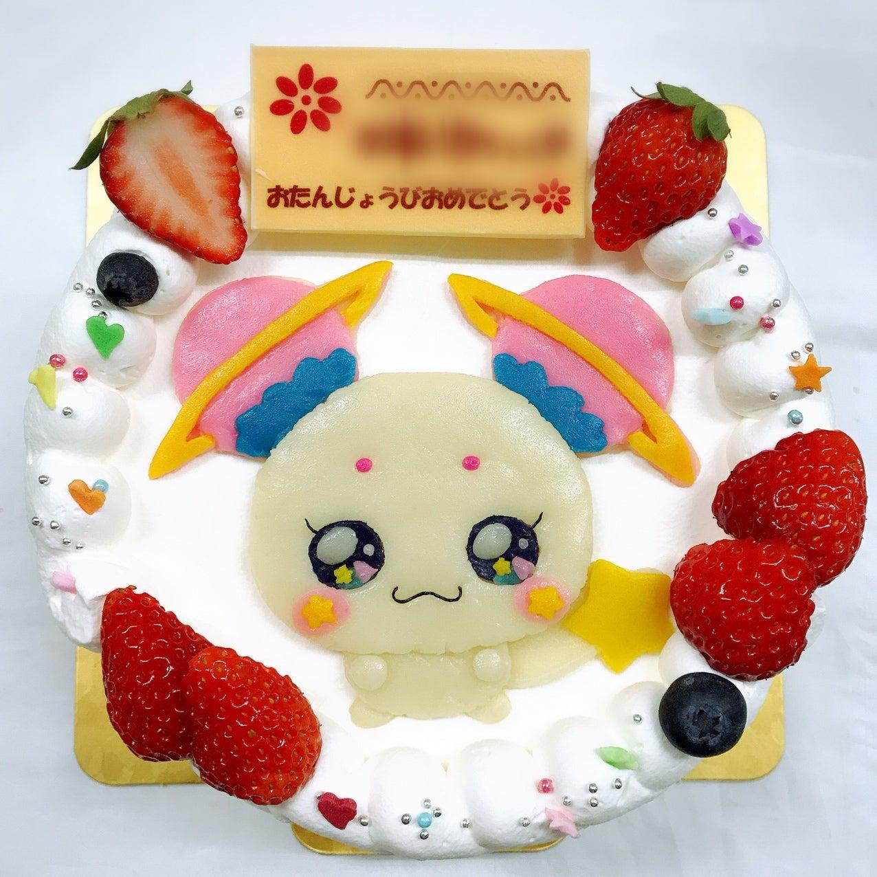 スタートゥインクルプリキュア フワケーキl 菓の香サプライズケーキ制作実績