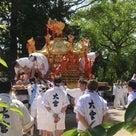 今宮さんの御出祭(おいでまつり・神幸祭)神輿輝く。の記事より