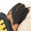 少し寝れたみたい(*´ω`*)の画像