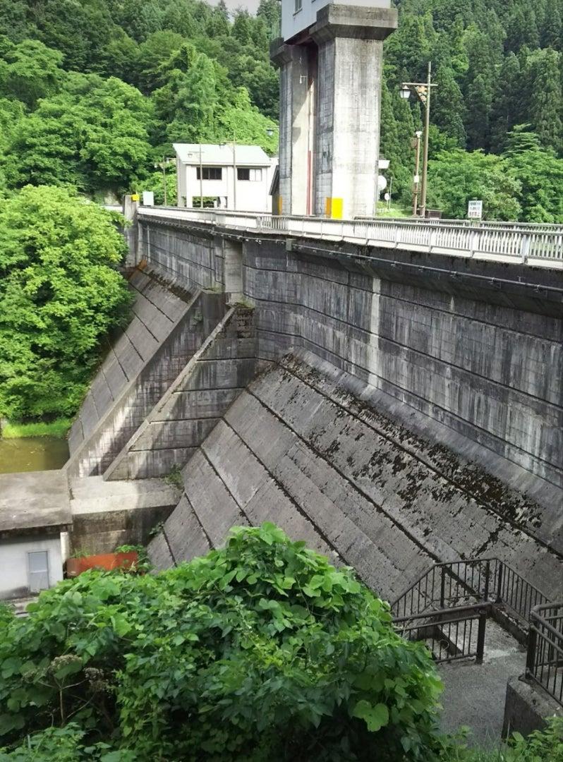 下条川ダム&神水ダム | ダムおさ...