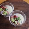 プロから学ぶ「靖一郎豆乳」レシピvol. 46『母の日に作りたい♪ 豆乳とフルーツのゼリー』の画像