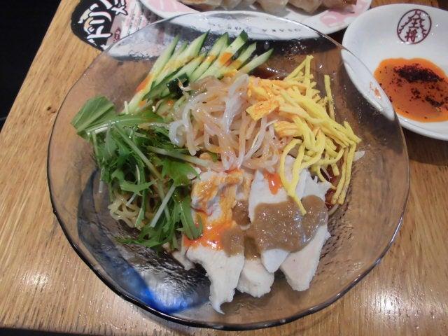 炎の棒々鶏冷麺1