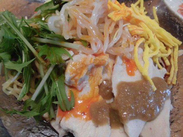 炎の棒々鶏冷麺3