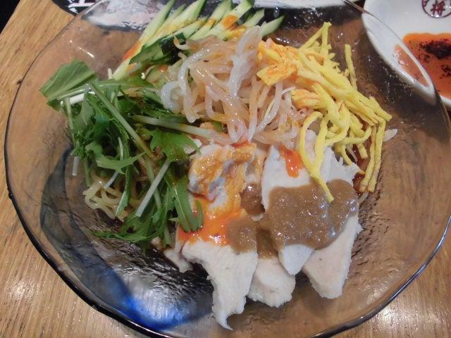炎の棒々鶏冷麺2