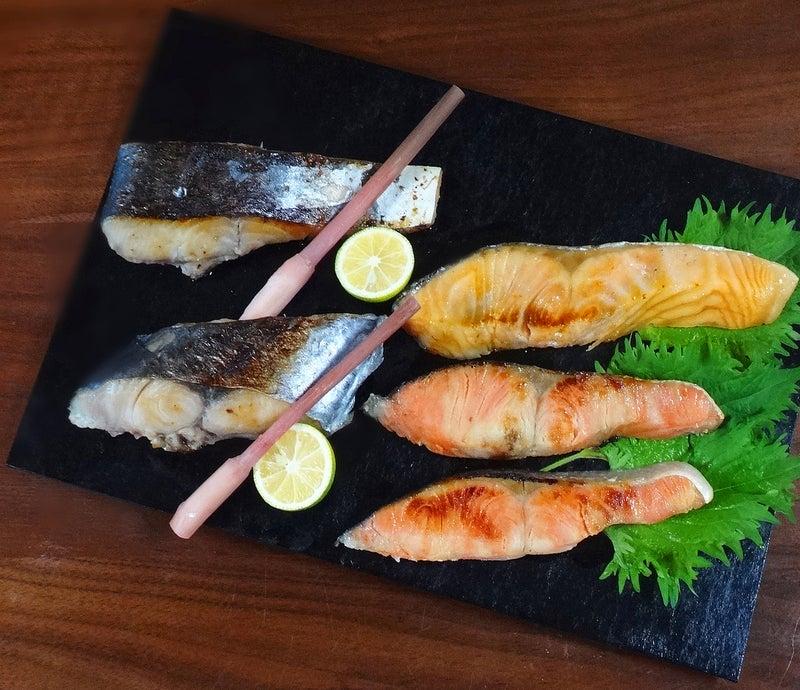 焼き 鮭 西京