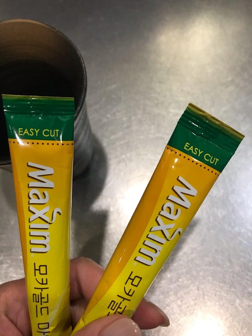 ★miuの気になる韓国★斬新マキシム食べる!