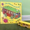 【0歳からの親子英語クラス】5月は、バスに乗りましょう♪の画像