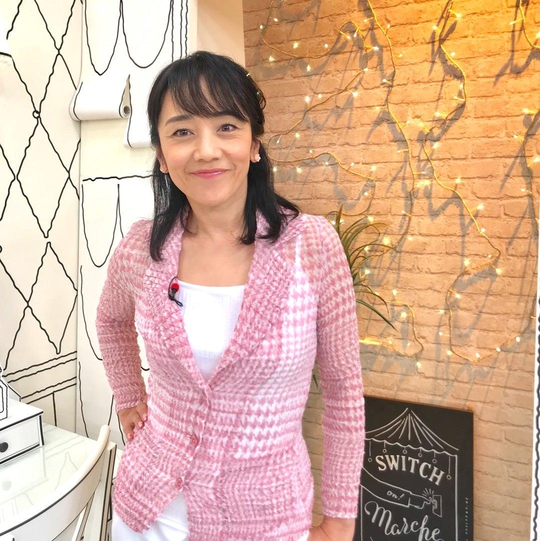 東海テレビ「スイッチ!」 | 西田ひかるオフィシャルブログ Powered by ...