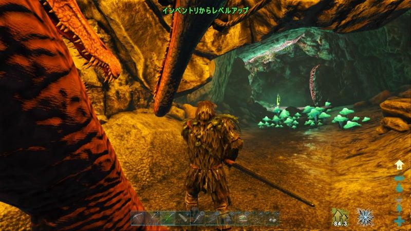 の Ark 洞窟 狩人